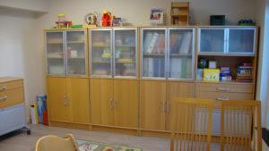 Ruime en kindvriendelijke behandelkamers in logopedie Dieren