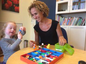 Downsyndroom en taalontwikkeling