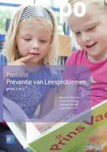 Afbeelding Protocol preventie leesproblemen groep 1 en 2